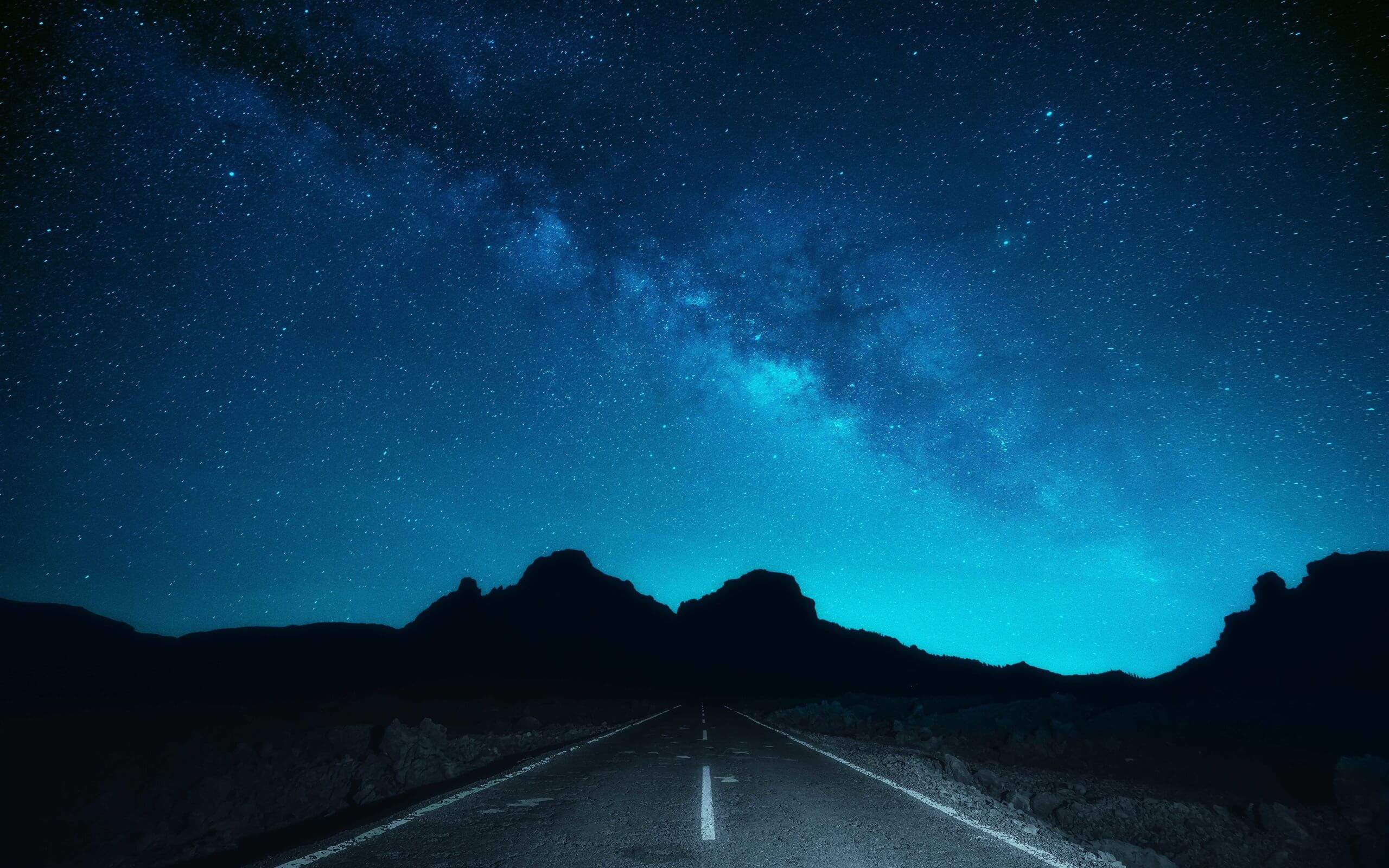 Starry Night Viajar En Moto De Noche Pasi 243 N Biker