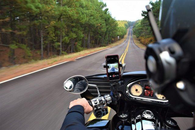 vértigo y mareos en la moto