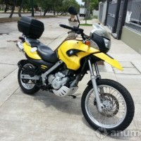 Impecable BMW F650GS 2006