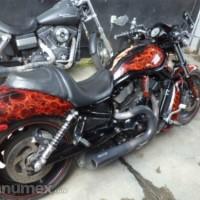 Harley Davidson V Rod Muscle 1250cc 2007