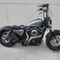 Harley Davidson Remato Forthy Eight-sportster