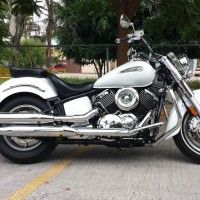 V Star Classic 1100cc 2008